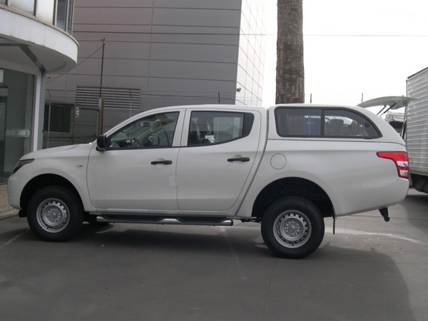 CarTop PRO - Hardtop - Fiat Fullback