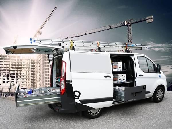 Bilde av Mellomstor varebil